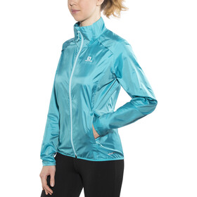 Salomon Agile Wind Jacket Women enamel blue